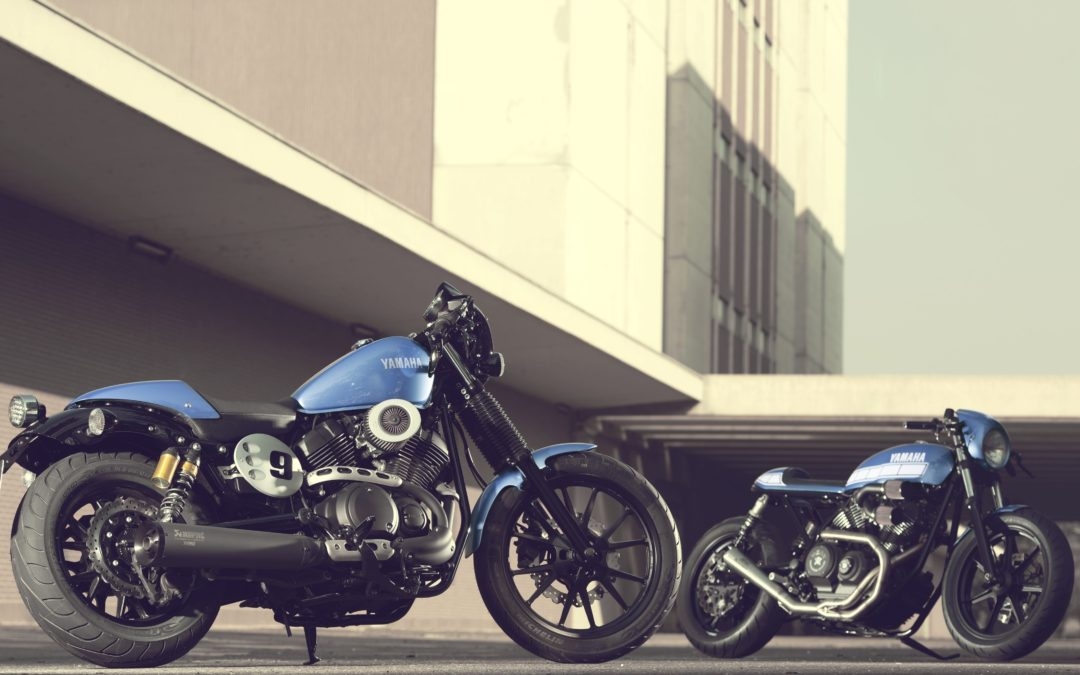 New Yamaha Bolt R. Inspired by Yard Built specials