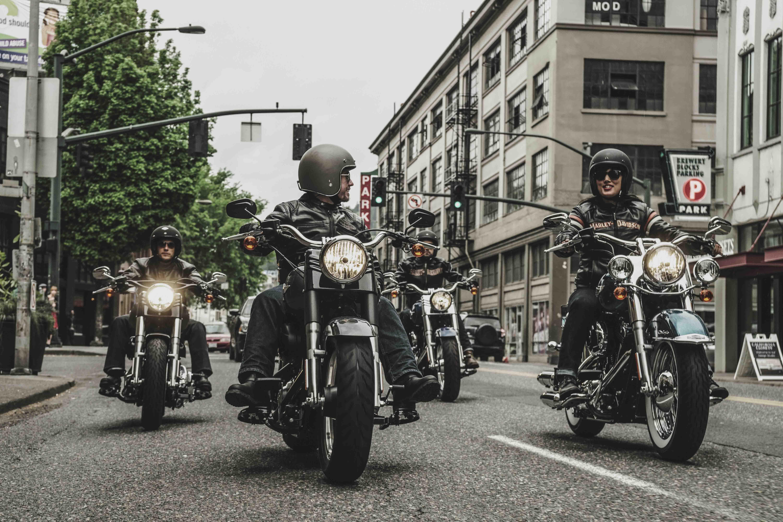 Arranca el «Spring Ride» de Harley-Davidson