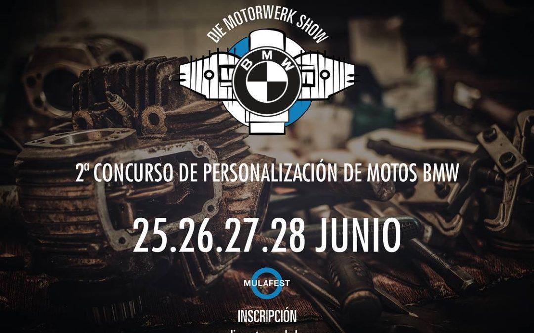 BMW Bike Show at MULAFEST (Madrid)