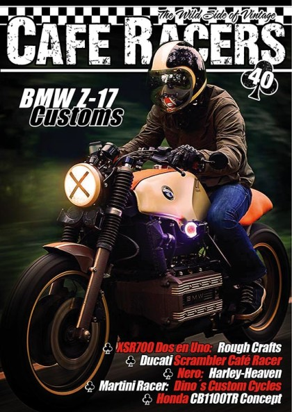 Cafe Racers #40