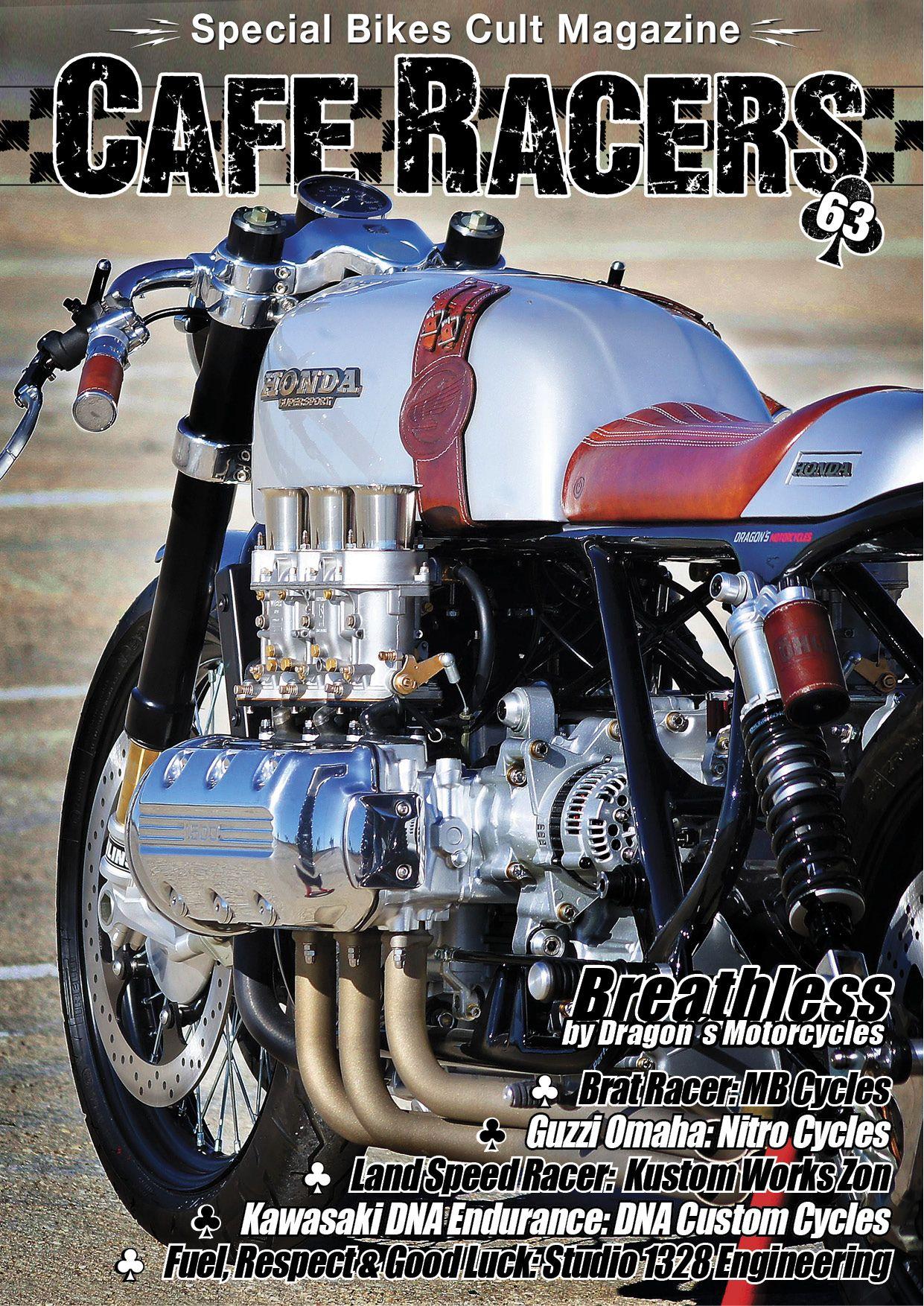 Café Racers #63