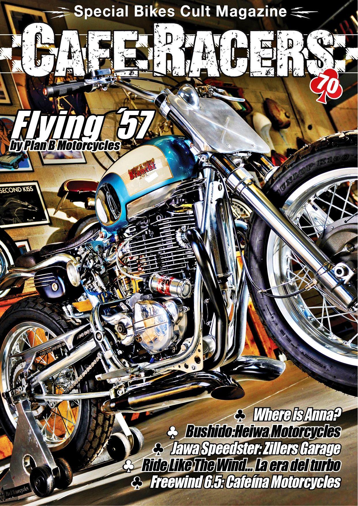 Café Racers #70