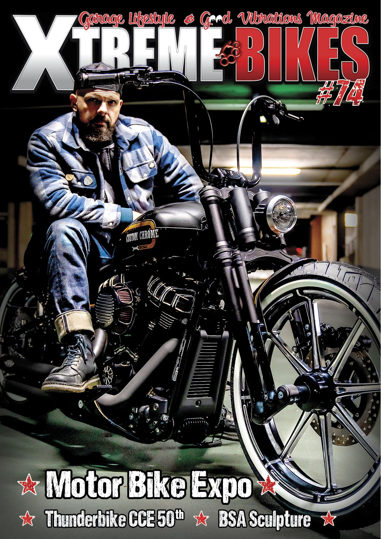 Xtreme Bikes #74