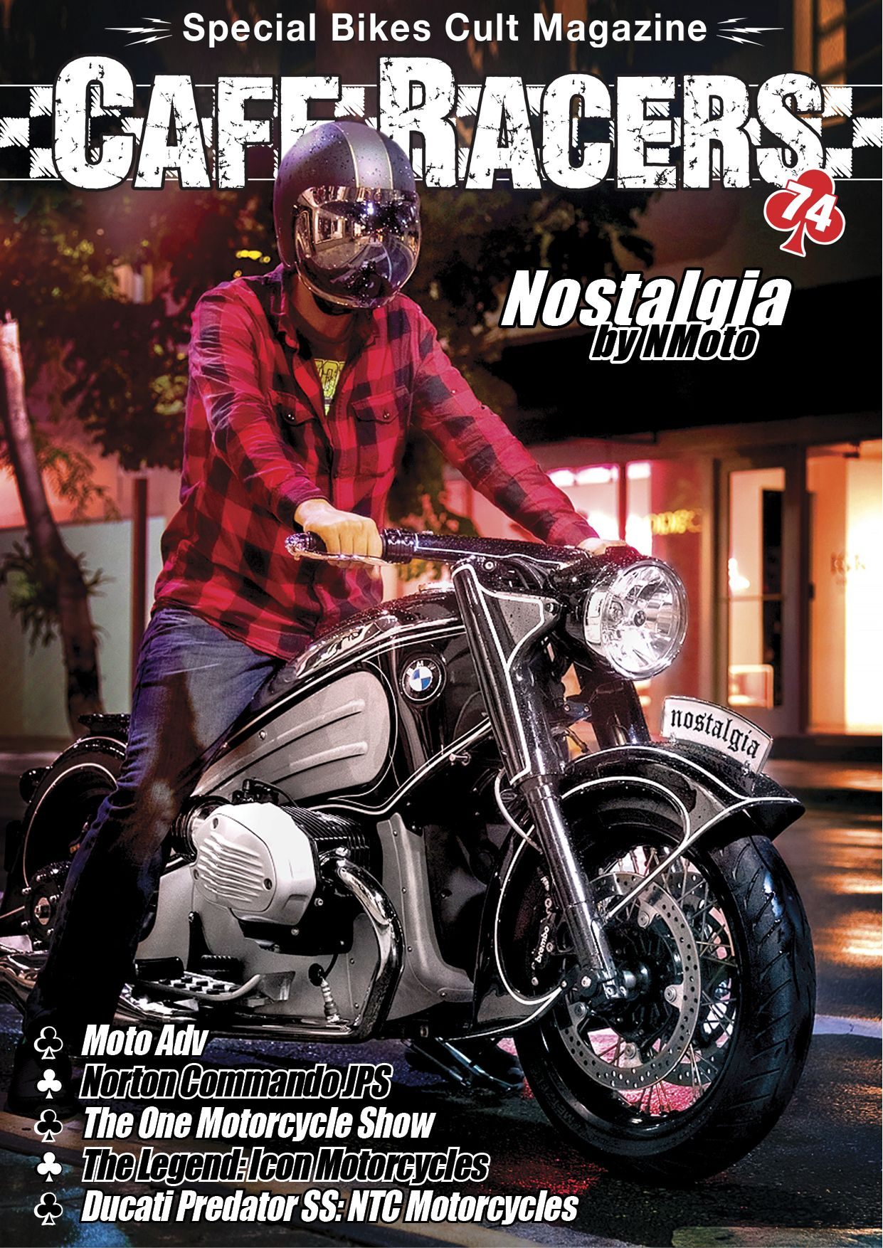 Cafe Racers #74