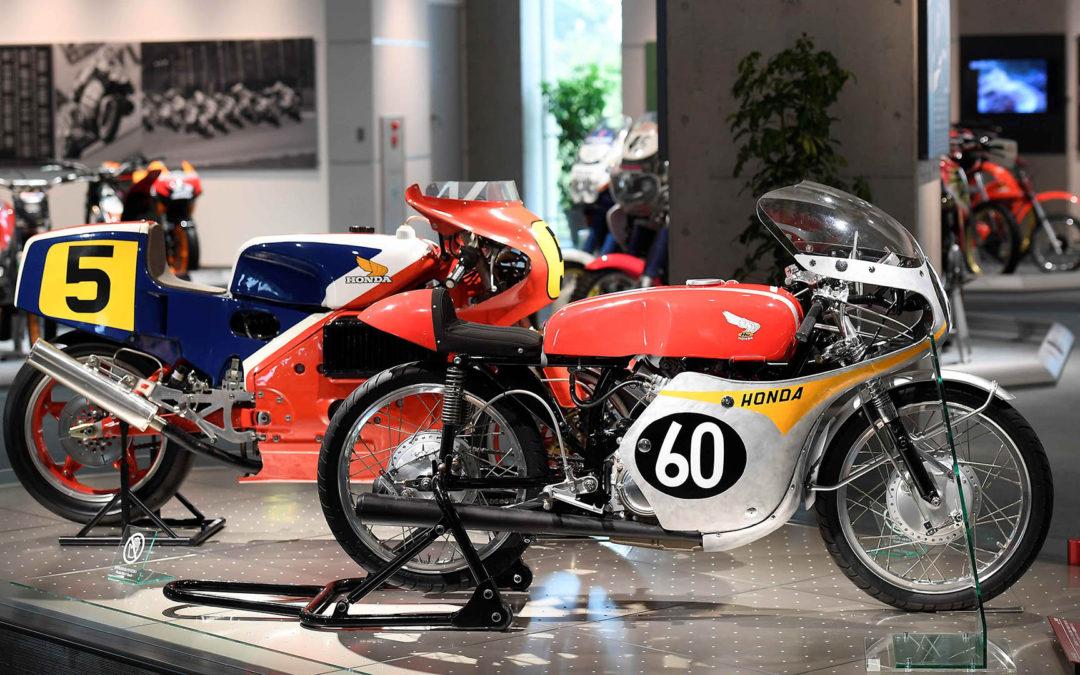 Disfruta desde casa el Honda Collection Hall