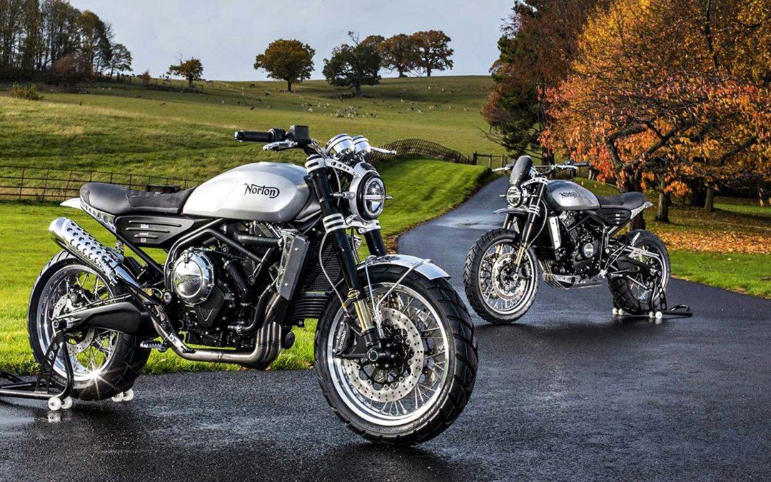 Norton Motorcycles: Salvada por la campana