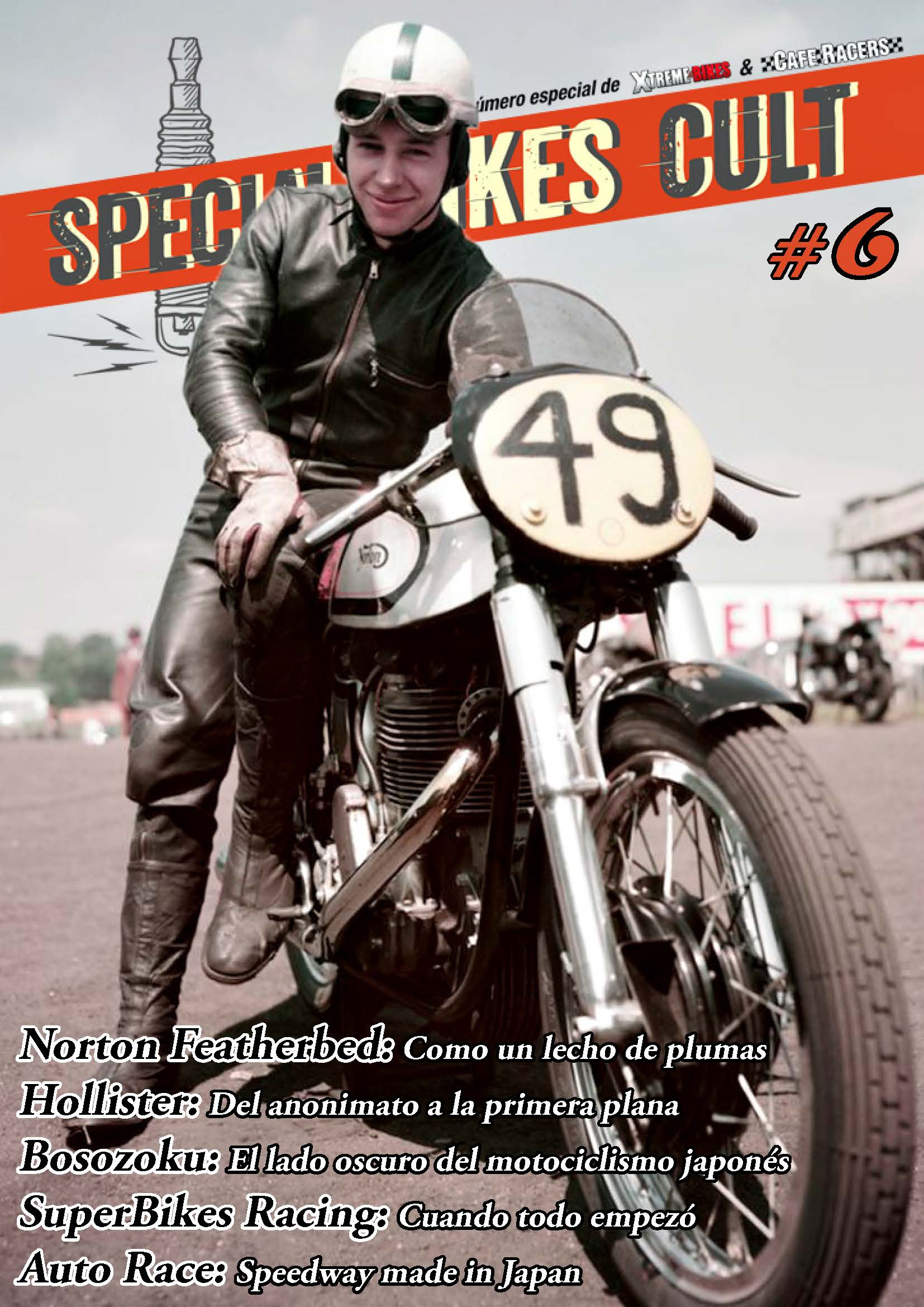 Special Bikes Cult #06
