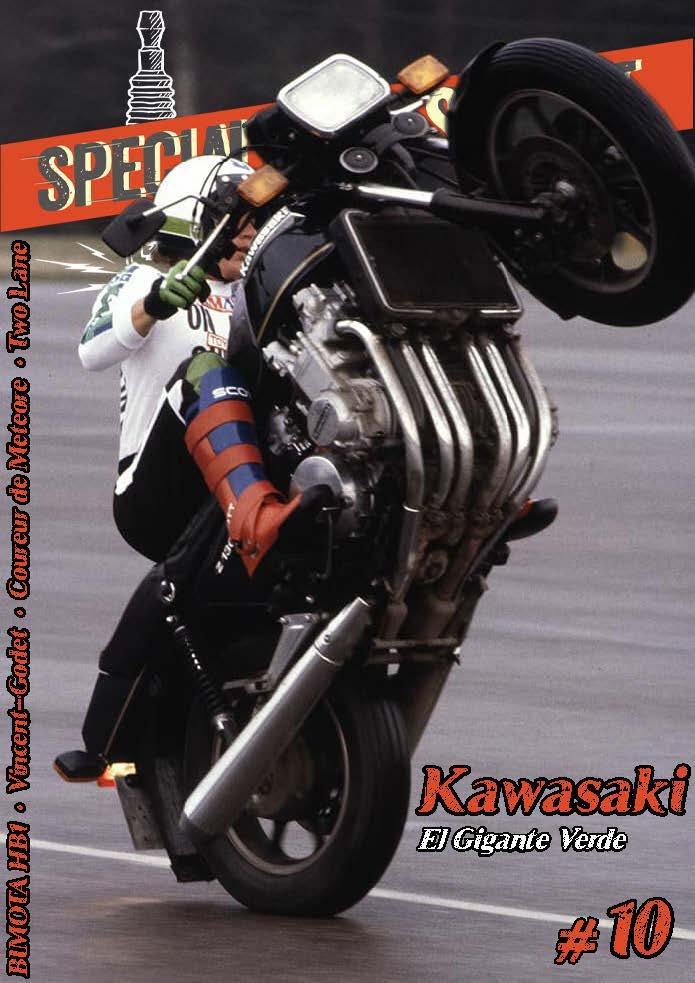 Special Bikes Cult #10