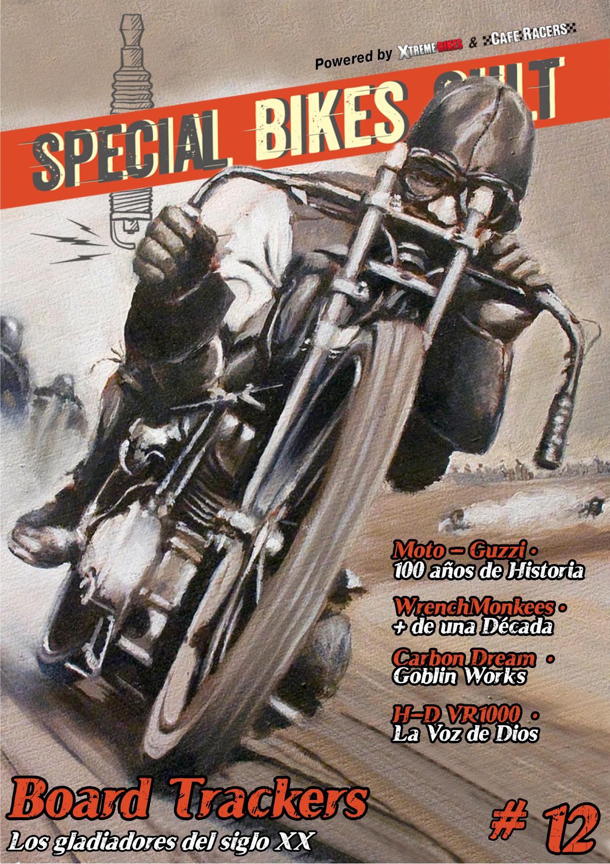 Special Bikes Cult #12