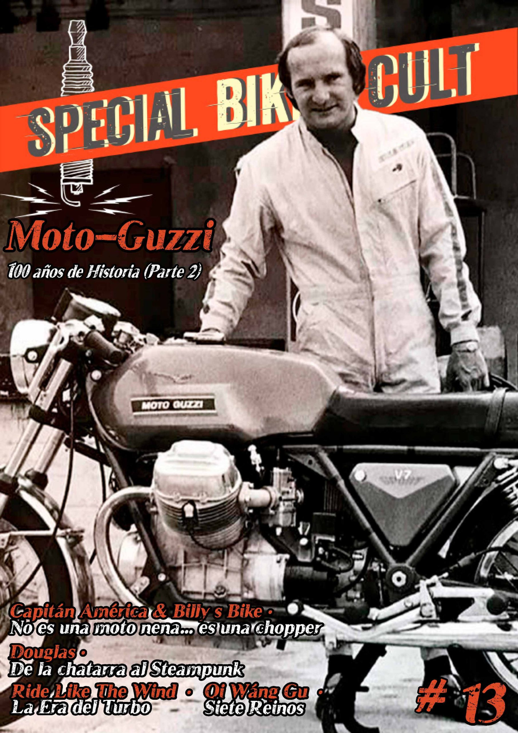 Special Bikes Cult #13