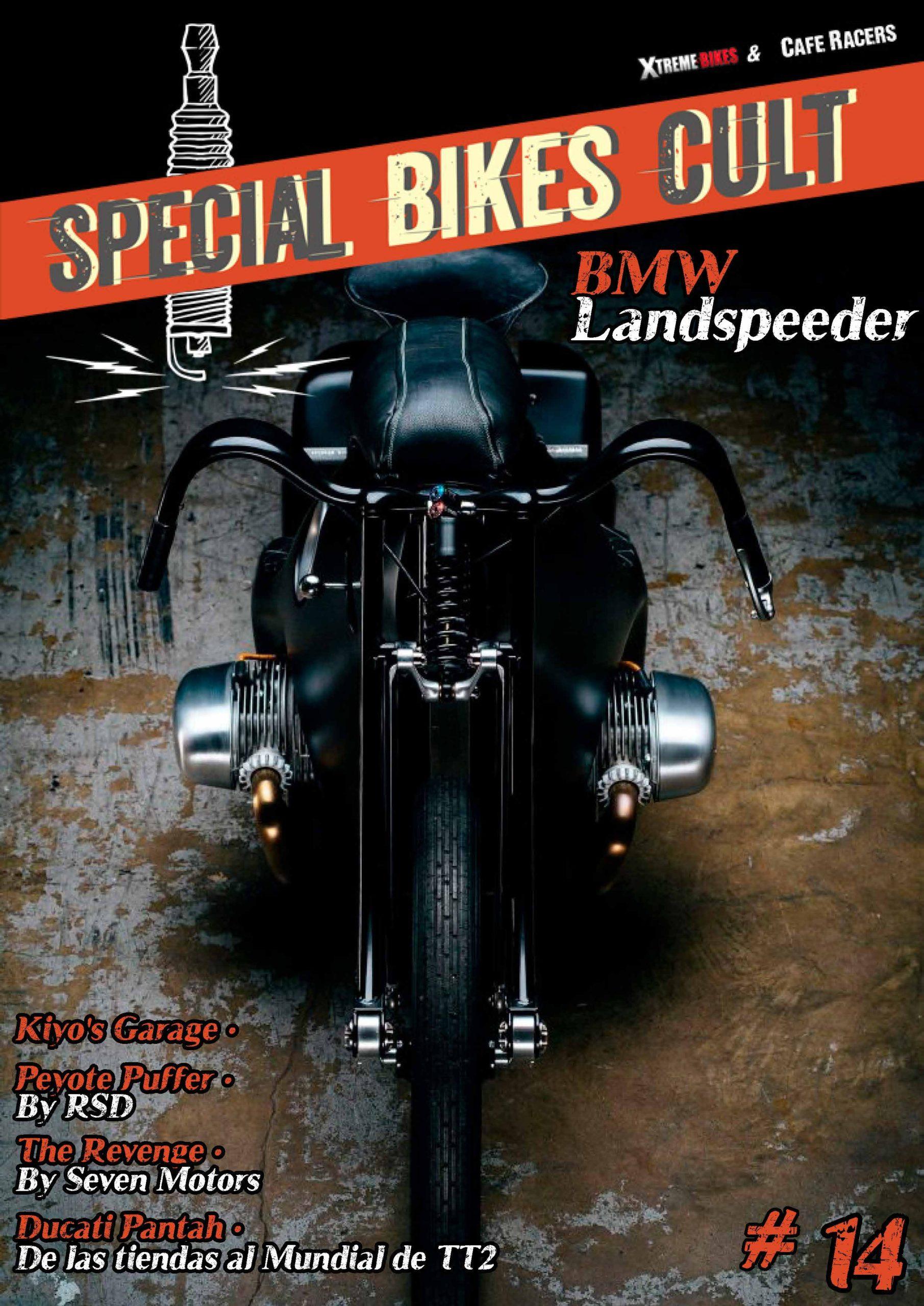 Special Bikes Cult #14