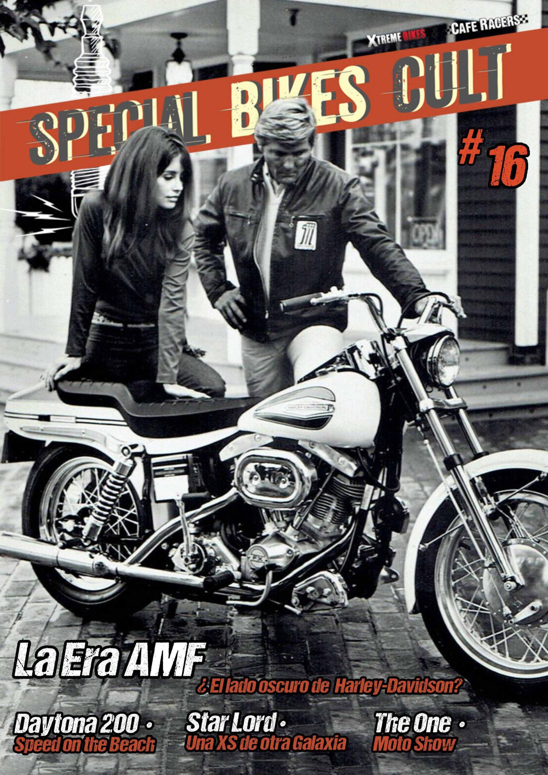 Special Bikes Cult #16