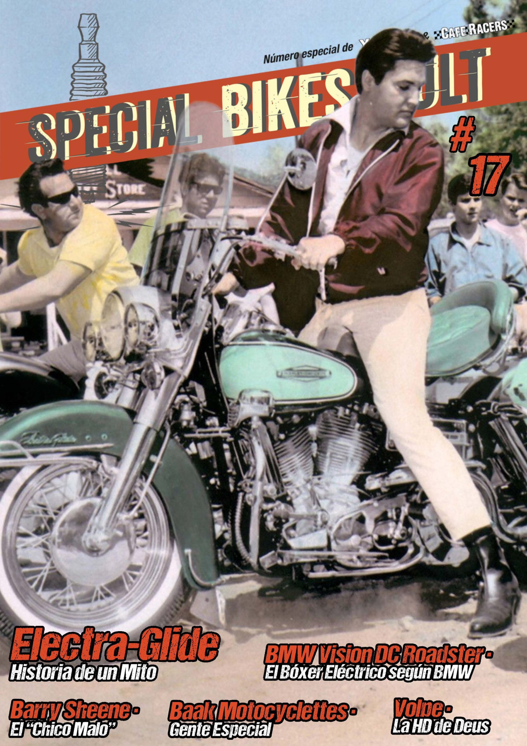 Special Bikes Cult #17