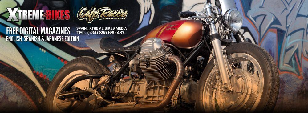 Xtreme Bikes | Cafe Racers | Free Magazines | Xtreme Bikes Media
